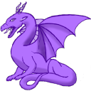 :purple_dragon: